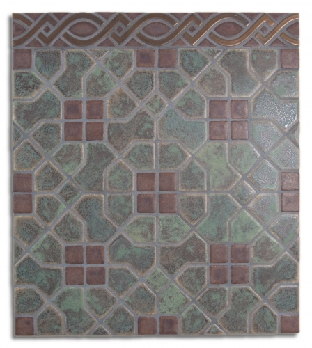Islamic Floor Tile Pattern