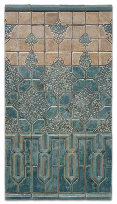 Decorative Ceramic Art Tile